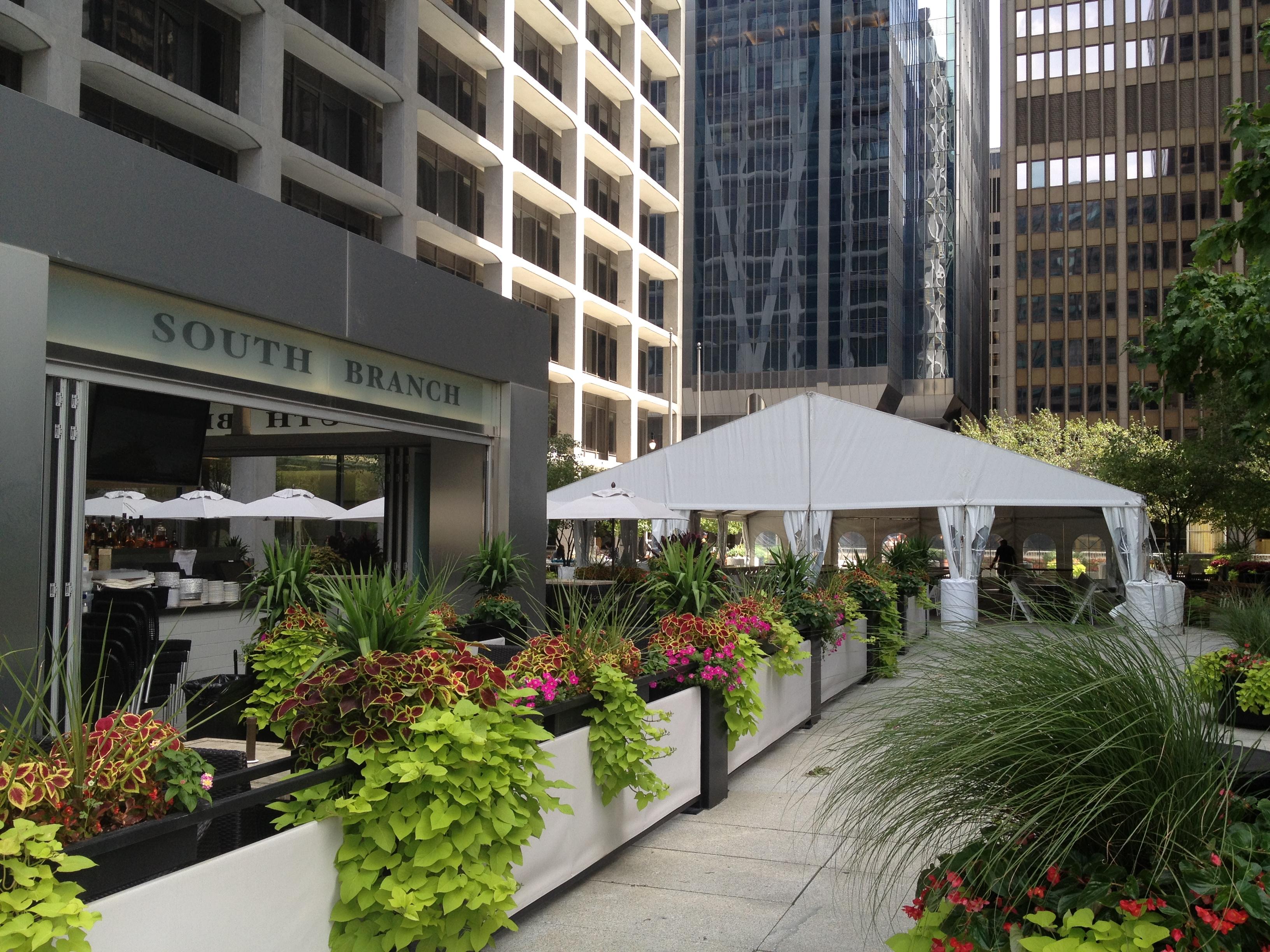 Chicago Joliet Tent Rentals